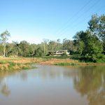 Australie, Springbrook, Host Farm