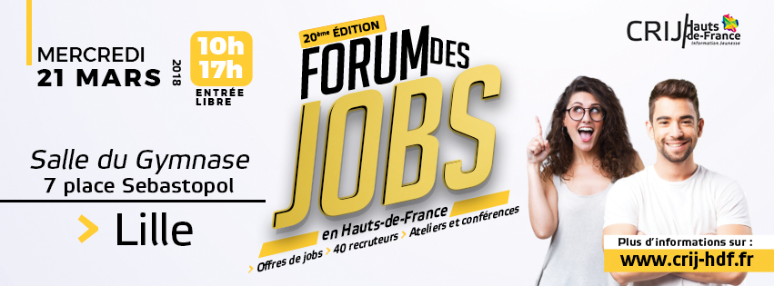 Forum-Jobs-salon-Lille