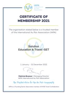 2021-Solution Education & Travel membre de IAPA